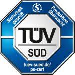 Elektro Leurs TÜV Zertifikat